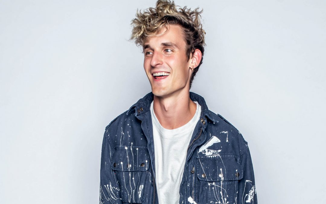 GRiZ wins 'Best Live Act' at this year's DJ Mag Best Of North America Awards